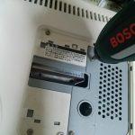 富士通一体型PCの修理