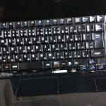 ノートパソコンのキーボードを1分で交換~